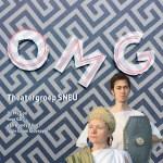 Theatergroep SNEU speelt OMG koningin en schildwacht