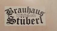 Brauhaus Stüberl