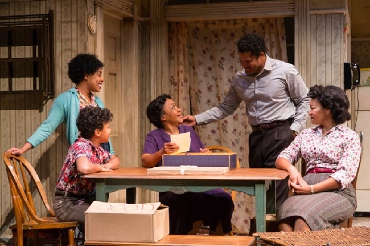 A Raisin In The Sun Set For September 15 Opening At Two