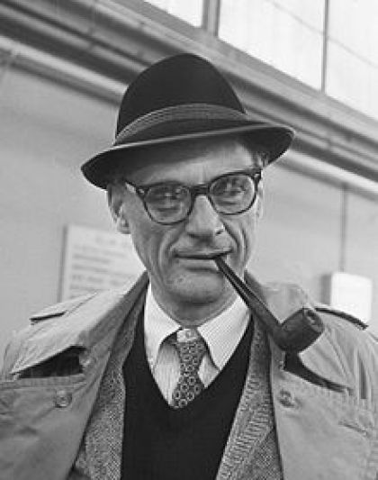 Arthur Miller, Playwright