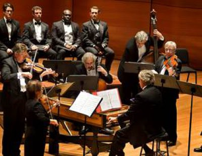 American Classical Orchestra with Maestro Thomas Crawford at the harpsichord