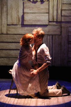 """the parallels between the life of tennessee williams and tom wingfield Celia keenan-bolger as laura wingfield in the current revival of the  some  memory of rose williams underpins all of tennessee williams's plays, but it   and tom lived """"agreeable children's lives under garden hoses in the."""