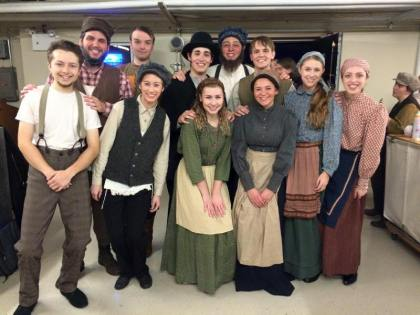 Fiddler cast members