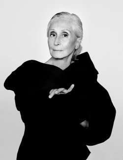 Twyla Tharp (Photo credit: Ruven Afanador)