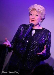 Marilyn Maye (Photo credit: Kevin Alvey)
