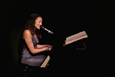 """Rosabella Gregory as she appears in """"City Stories"""" (Photo credit: James Phillips)"""