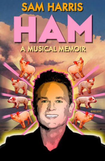 "Poster for ""Ham: A Musical Memoir"""