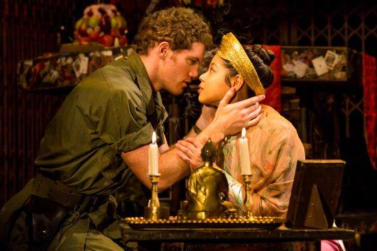 Miss Saigon Broadway Theater Laurence Connor