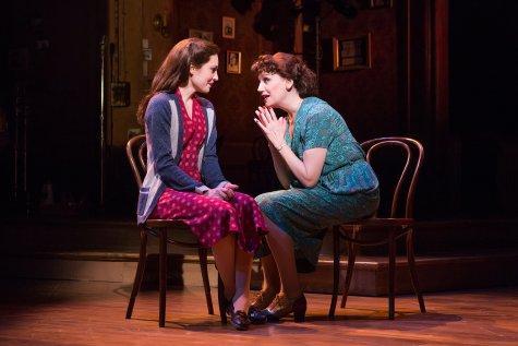 Bandstand - Bernard B  Jacobs Theatre - Laura Osnes