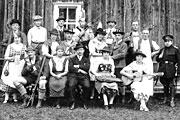 Alpenglühen 1925 Erstaufführung