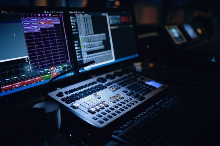 Daychia Sledge recording studio