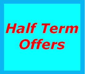 Half-Term Offers