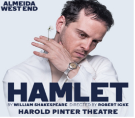 Hamlet at The Harold Pinter Theatre