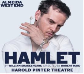 Hamlet at The Harold Pinter Theatre