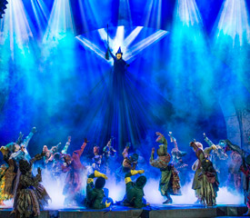 Wicked Production Image