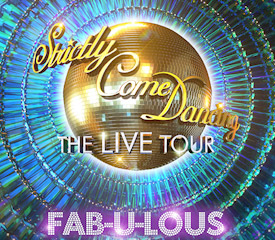 Strictly Come Dancing Live Tour 2018