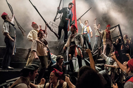Les Misérables Returns