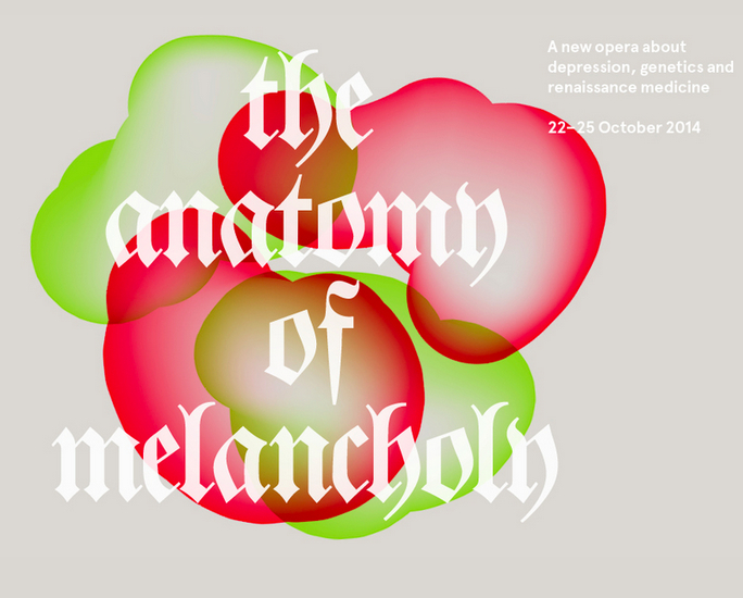 The Anatomy of Melancholy- Testbed1 - Theatre Bubble