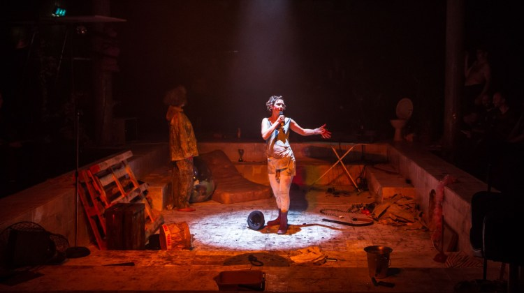 "<div class=""category-label-review"">Review</div><div class=""category-label"">/</div>Islands – Bush Theatre"