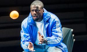 Daniel Kaluuya in Blue/Orange