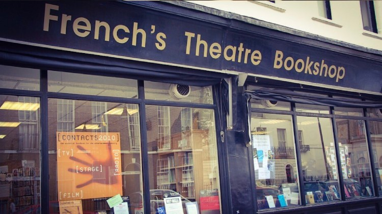 """<div class=""""category-label-news"""">News</div><div class=""""category-label"""">/</div>French's Theatre Bookshop Closing After 187 Years"""
