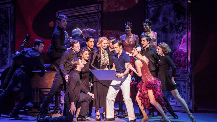"""<div class=""""category-label-review"""">Review</div><div class=""""category-label"""">/</div>An American In Paris at the Dominion Theatre"""