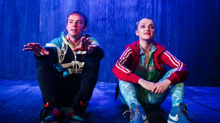 "<div class=""category-label-review"">Review</div><div class=""category-label"">/</div>Disco Pigs at The Trafalgar Studios"