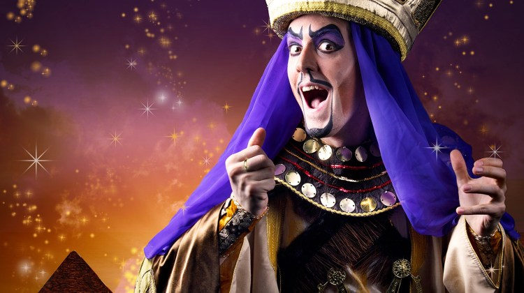 "<div class=""category-label-review"">Review</div><div class=""category-label"">/</div>King Tut: A Pyramid Panto at the King's Head Theatre"