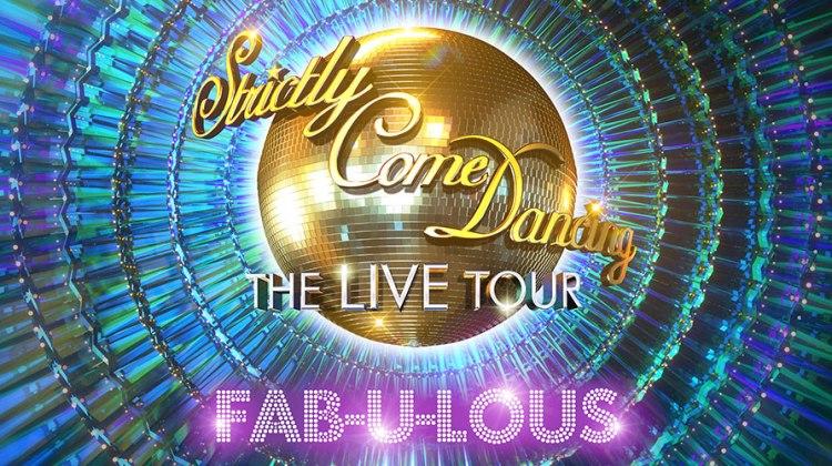 """<div class=""""category-label-news"""">News</div><div class=""""category-label"""">/</div>Strictly Come Dancing live tour line-up announced"""