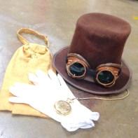 Accessories- men's steampunk