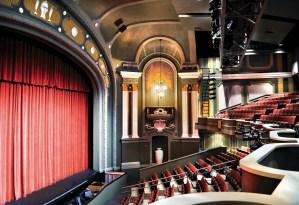Theatre Cedar Rapids Inside