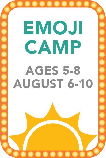 Emoji Camp (Age: 5-8)