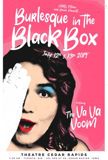 Burlesque in the Black Box feat: The Va Va Voom!