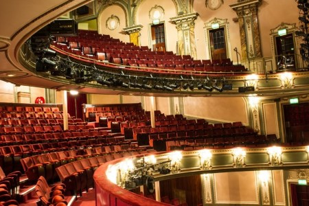 Novello Theatre Seating Plan Dress Circle K Pictures Play On For Balcony Good Show Shame About The Seats Review Of London
