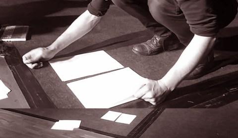 """Repetition pour le futur spectacle du Théâtre d'Anoukis : """"Je suis une épopée individuelle"""""""