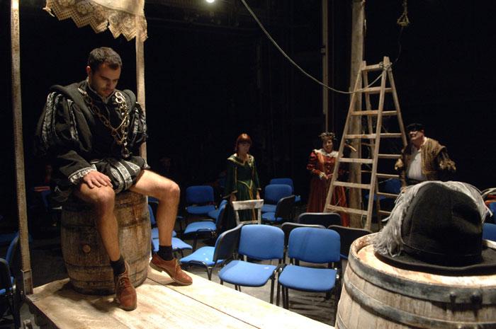Predstava Hamleta u selu Mrduša Donja