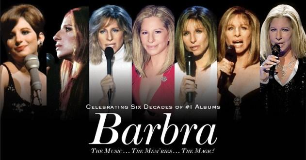 Barbra Streisand tour 2016