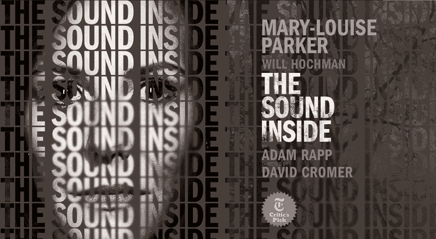 Image result for the sound inside broadway poster