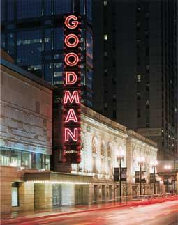 Goodman Theatre Theatre In Chicago