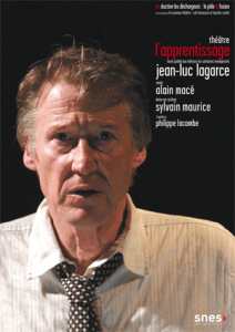 """L'apprentissage"" Jean-Luc Lagarce"