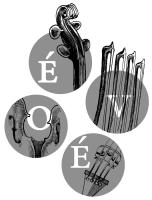 """""""Soirée à cordes"""" Quatuor Evoe"""