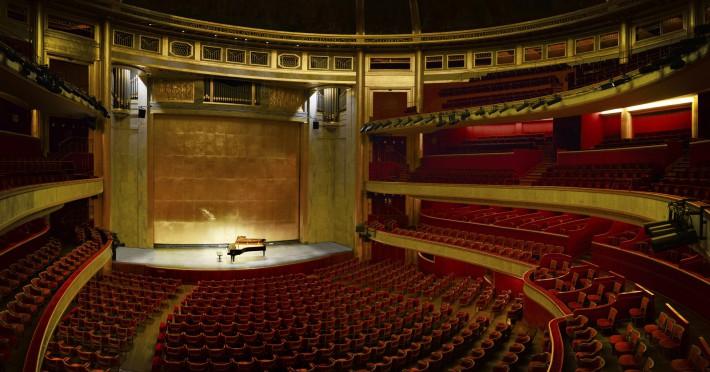 theatre des champs elysees a paris