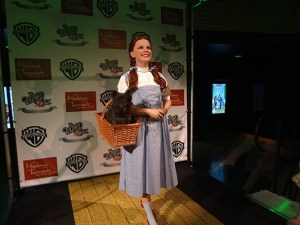 Wax Statue of Dorothy from THE WIZARD OF OZ