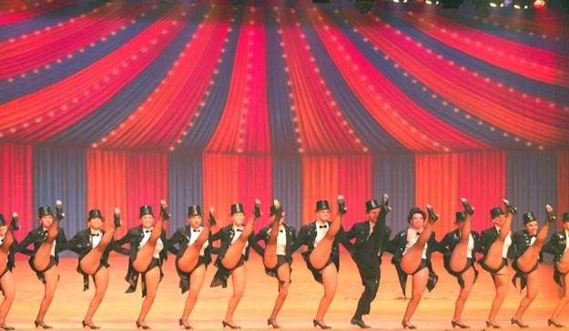 Professional Scenic Backdrop Tente De Cirque Charlene's School of Dance