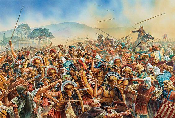 La guerre dans la Grèce antique Theatrum Belli