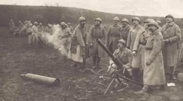 mortier Brandt 1915