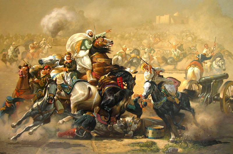 bataille-de-sidi-brahim-fete-des-chasseurs