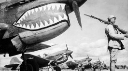 american_p-40_fighter_planes
