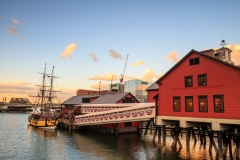 Tea Party Ships & Museum in Boston
