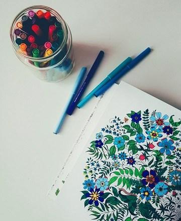 Art Therapy – quando il colore distende l'anima